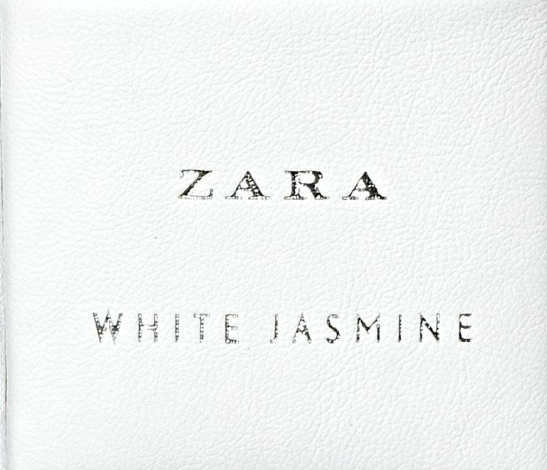 ZARA scent white jasmine 0.1